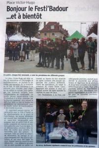 Courrier Cauchois du 30 août 2013